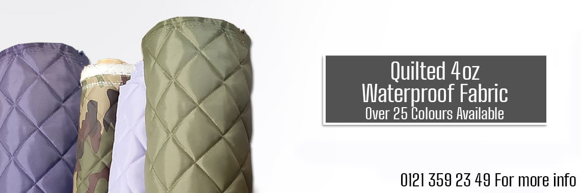 Quilted Waterproof Fabrics