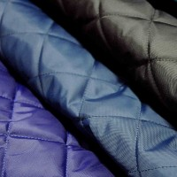 Box Quilted 4oz Waterproof Fabric